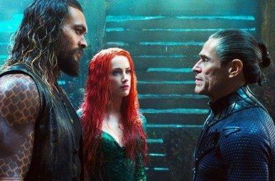 Aquaman Clip Kicks Off a Quest for the Trident of NeptuneWarner