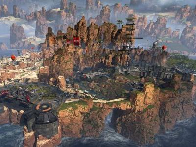 Apex Legends update drops today, adding a new weapon