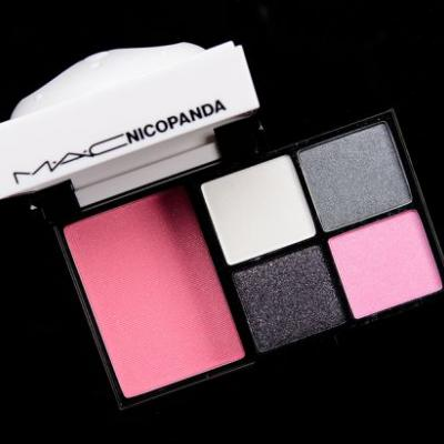 MAC x Nicopanda Stay Cute Full Face Kit Review, Photos, Swatches