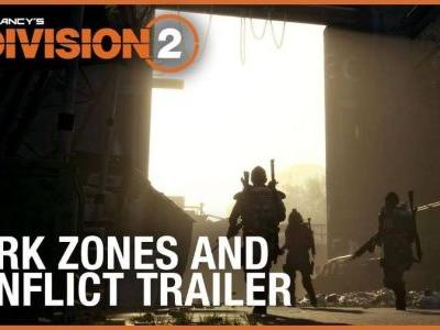 The Division 2 Multiplayer Detailed in New Trailer