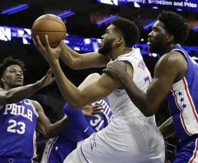 76ers crush Timberwolves in first date since Butler trade