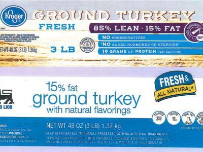 Butterball, Kroger, other brands of turkey recalled nationwide because of new multistate Salmonella outbreak