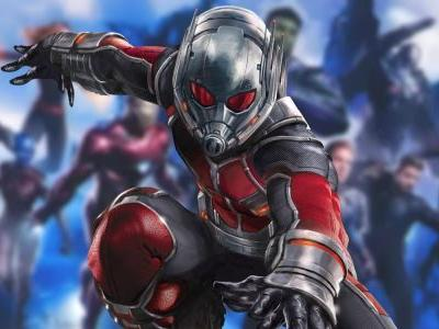 Ant-Man & The Wasp May Have Already Explained Avengers 4's Time Travel