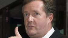 Piers Morgan Disgusted With 'Emasculated' 007 Daniel Craig Carrying Baby Daughter