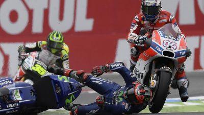 MotoGP Race Results From the Dutch Grand Prix at Assen