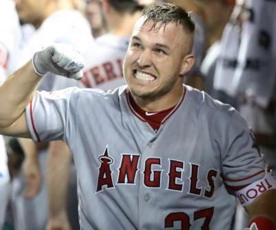 Angels go to bat for Mike Trout after commissioner's remarks