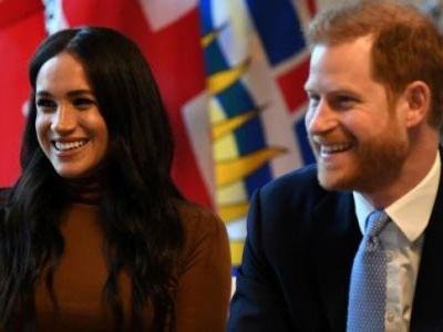 Queen supports Meghan Markle and Prince Harry's decision to create new life separate from Royals