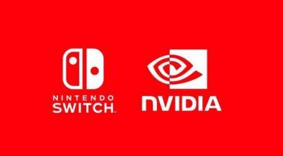 Nvidia praises Nintendo for being a risk taker/innovator, happy to see Switch succeed