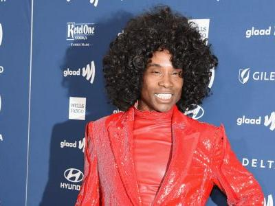Stars Busted Out All the Sparkles and Power Suits at the GLAAD Media Awards