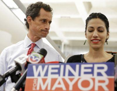 Comey: Top Clinton aide Huma Abedin forwarded classified information to Anthony Weiner