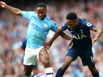 Sterling, De Bruyne superb in City's VAR-tainted draw with Spurs