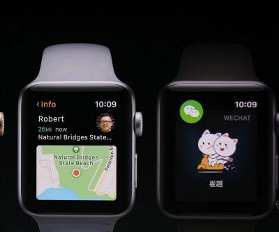 Did you catch Apple's nod to China on Tuesday?