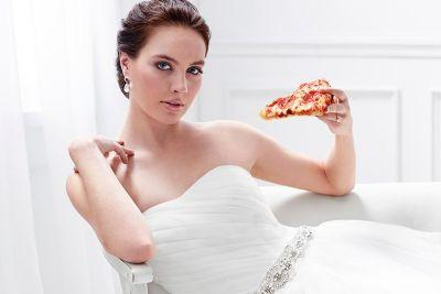 Domino's Pizza Drops Its Very Own Wedding Registry