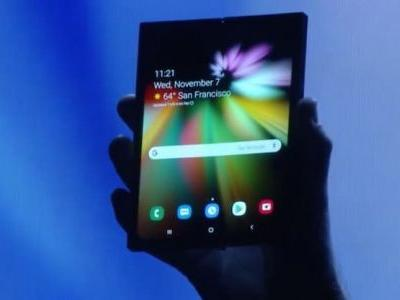 Samsung Foldable Smartphone with Infinity Flex display could launch March 2019
