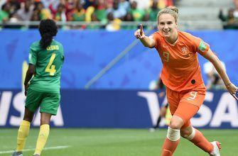 22-year old Vivianne Miedema becomes top scorer in Netherlands women's national team history