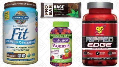 Get Fit In the New Year With A Pair of Amazon Promotions