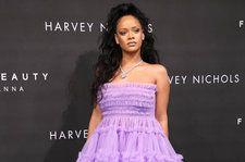 Rihanna Is Reportedly Producing a New Lingerie Line