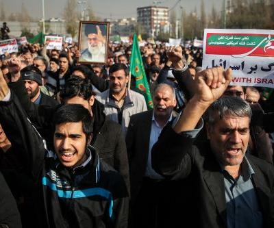 Nine killed overnight amid mass protests in Iran
