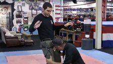 Sacha Baron Cohen Tricks A Pro-Gun Activist Into Putting A Dong In His Mouth