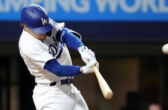 Dodgers' Kiké Hernández hits pinch-hit, game-tying homer in NLCS Game 7