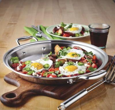 A Few Handy Tips For Cooking With Stainless Steel