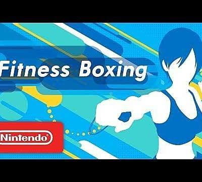 Fitness Boxing Now Available On Nintendo Switch