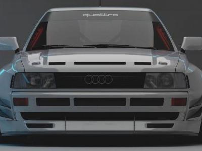 The Prior Design Audi Coupe Is The Two-Door RS2 We Never Got