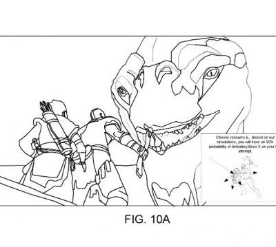 """Sony points players to microtransactions with """"in-game resource surfacing platform"""" patent"""
