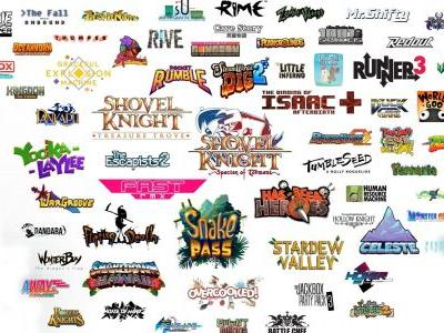 Nintendo wants to host 'around 20 to 30 indie games on Switch per week'