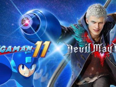 Devil May Cry 5 has Mega Busters, live-action cutscenes, and online multiplayer