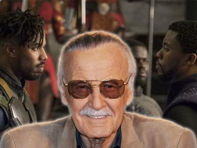 Stan Lee Congratulates Marvel & Ryan Coogler On Black Panther Success