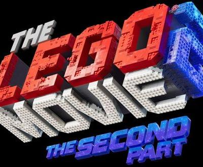 Prepare for the Second Part in the New LEGO Movie 2 Logo
