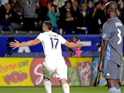 Sebastian Lletget hits late winner as LA Galaxy edge Minnesota United