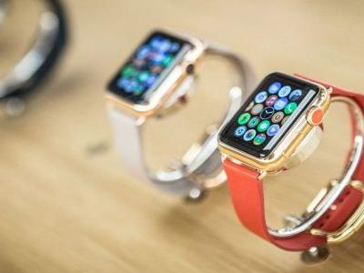 Apple Watch: New Spring Bands, Automatic Sleep Tracking, And MicroLED Screens