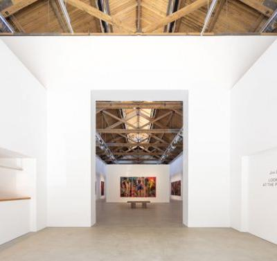 Richard Gray Gallery Warehouse / Wheeler Kearns Architects