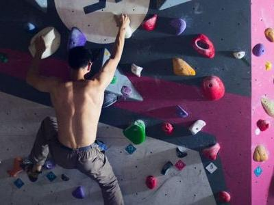 Take your upper body workout to the next level with these bouldering gyms