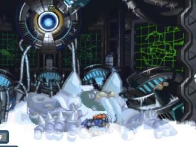Capcom shows off a substantial part of the Mega Man X Collection, including the double-boss mode