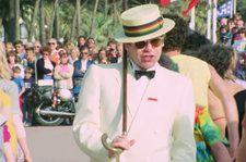 Elton John Performs 'I'm Still Standing' in Cannes & Unveils Digitally Restored Version of 1983 Music Video: Watch