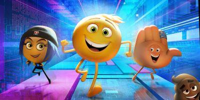 The Emoji Movie Teaser Trailer Starts With a Meh