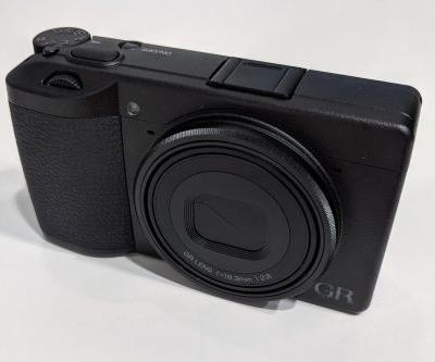 Ricoh's GRIII street photography compact goes on sale next month for $899