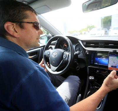 20% of New York drivers for apps like Uber have had to rely on food stamps