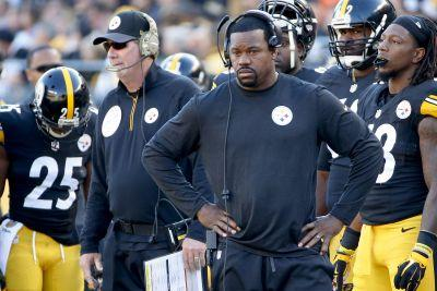 Steelers assistant Joey Porter arrested on multiple charges in bar incident after win