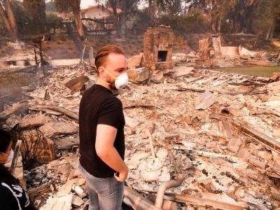 How to help those affected by the California wildfires and the heroes fighting them