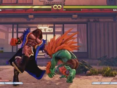 Man I've been waiting a long time for Blanka in Street Fighter V
