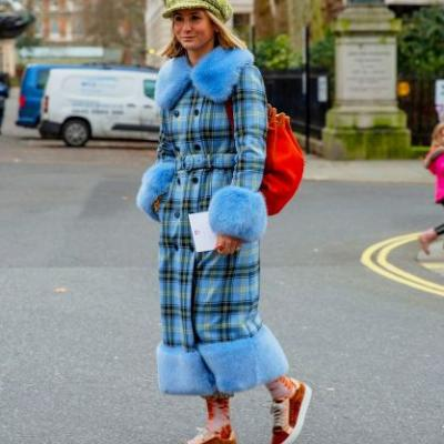 This Was The Top Trending Item At London Fashion Week