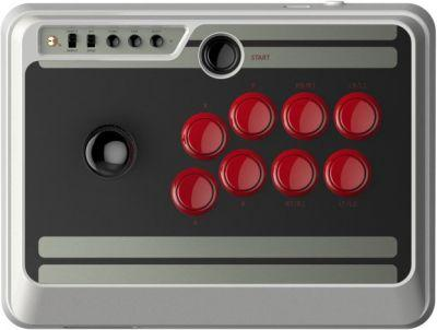 Shoryuken review: 8Bitdo NES30 Arcade Stick for Nintendo Switch