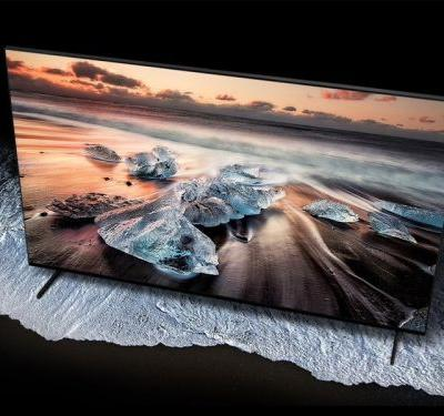 Samsung's 2019 4K and 8K TV lineup adds iTunes and AirPlay 2 support