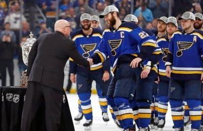 From dead last to Stanley Cup final, Blues' glorious journey continues