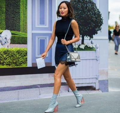 Take the Pastel Trend Into Fall With These 20 Pale Blue Shoes