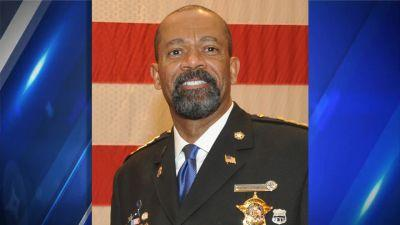 Sheriff David Clarke plagiarized portions of his master's thesis, CNN reports